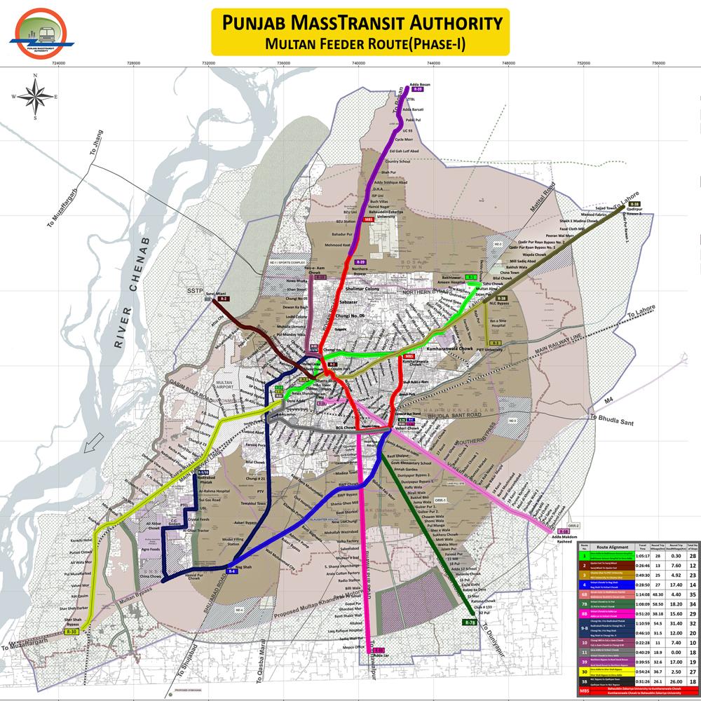 Multan Feeder Routes Map (Phase-I)   Punjab Mtransit ... on route 91 map, route 15 map, route 8 map, route 9 map, route 33 map, route 80 map, route 20 map, freeway 22 map, route 5 map, route 44 map, route 11 map, route 1 map, route 27 map, route 6 map, route 23 map, route 12 map, n's castle map, route 18 map, route 2 map, route 17 map,